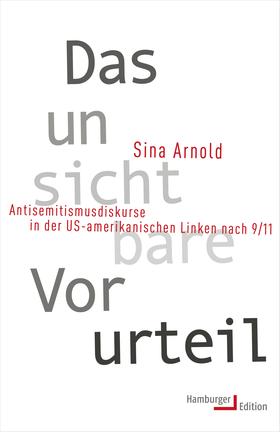 Das unsichtbare Vorurteil von Sina Arnold