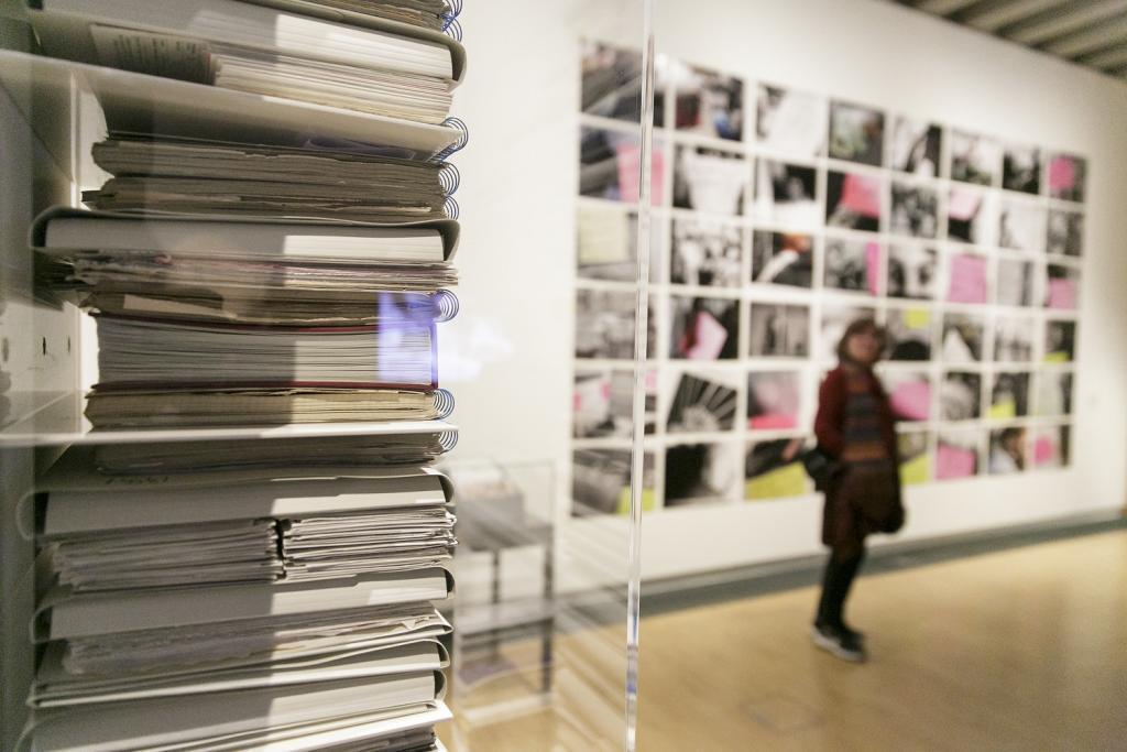 Ausstellungseröffnung Vergessen © HMF, Stefanie Kösling
