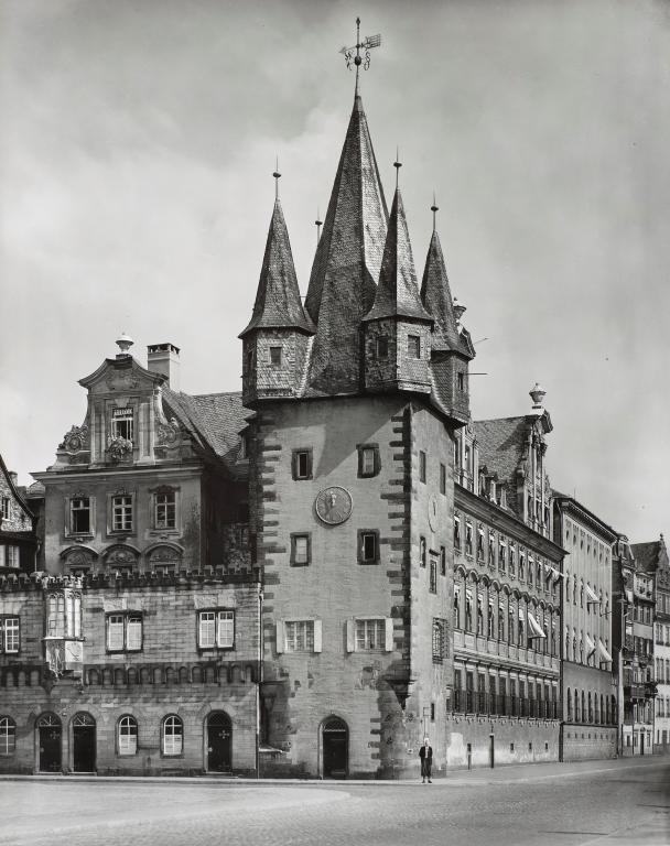 Rententurm von Südwesten (c) HMF Horst Ziegenfusz