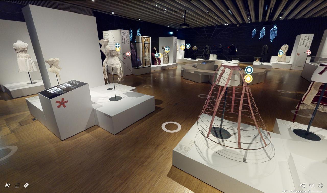 Online-Rundgang durch die Ausstellung