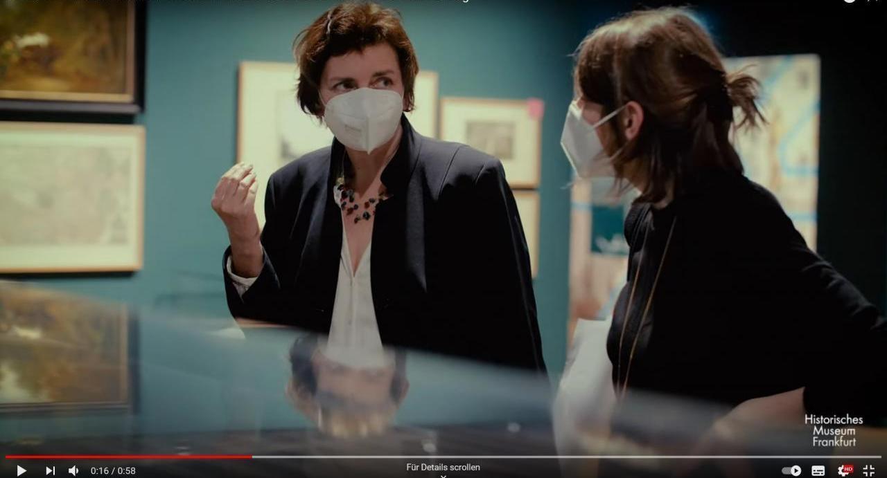 Screenshot des Gartenlust-Videos